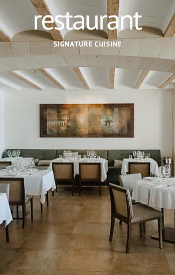 Restaurant Casa Boquera